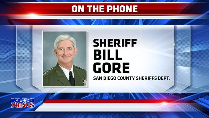 Sheriff Bill Gore Phoner