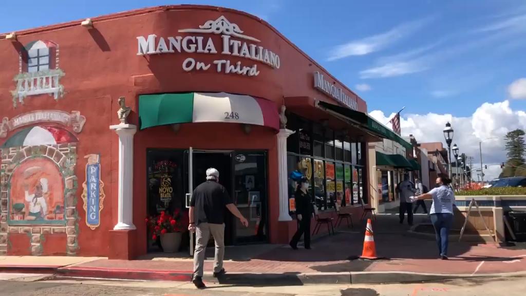 Chula Vista Mangia Italiano On Third