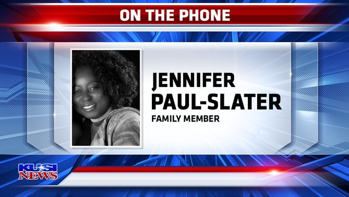 Jennifer Paul Slater