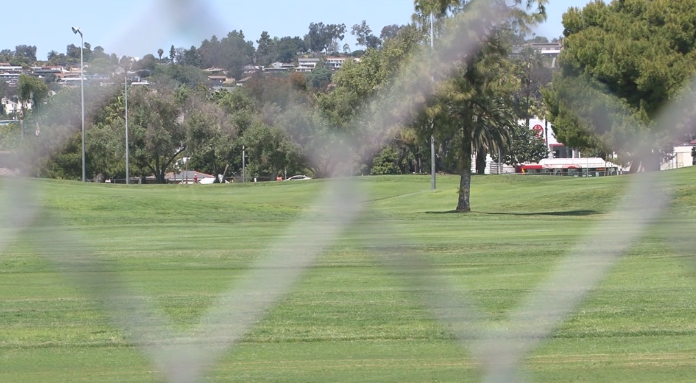 Mission Bay Golf Course Closed