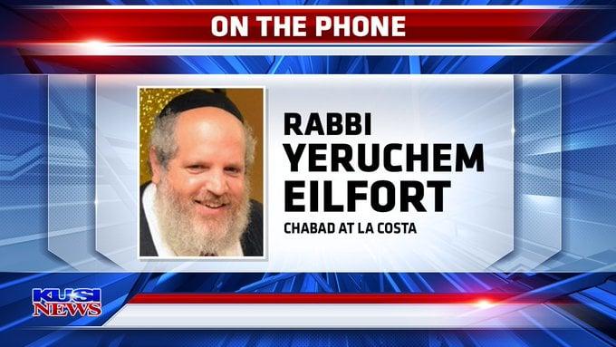 Rabbi Yeruchem Eilfor Phoner