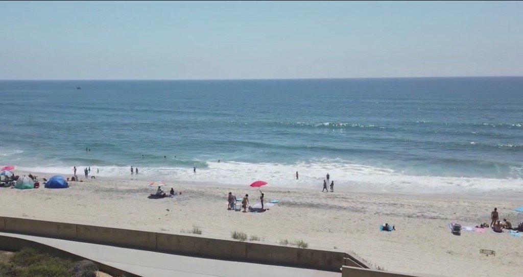 City Of Carlsbad Will Reopen Their Beaches Starting On Monday May 4th