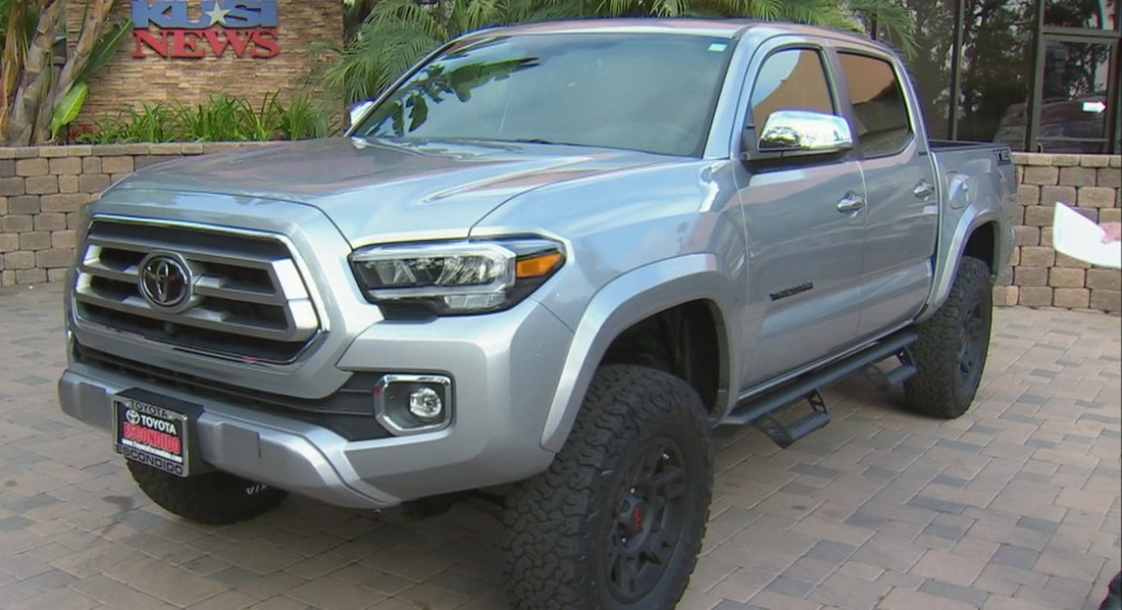 Dave Stall: 2020 Toyota Tacoma