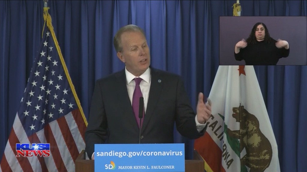How County And City Will Start Reopening The San Diego Economy