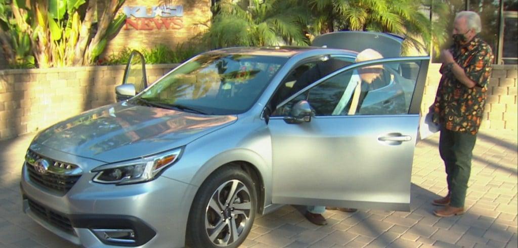 Dave Stall: 2020 Subaru Legacy
