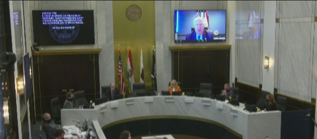 """San Diego County Board Of Supervisors Approves Pilot Program That Would Allow Reopening Of """"phase 3"""" Businesses"""