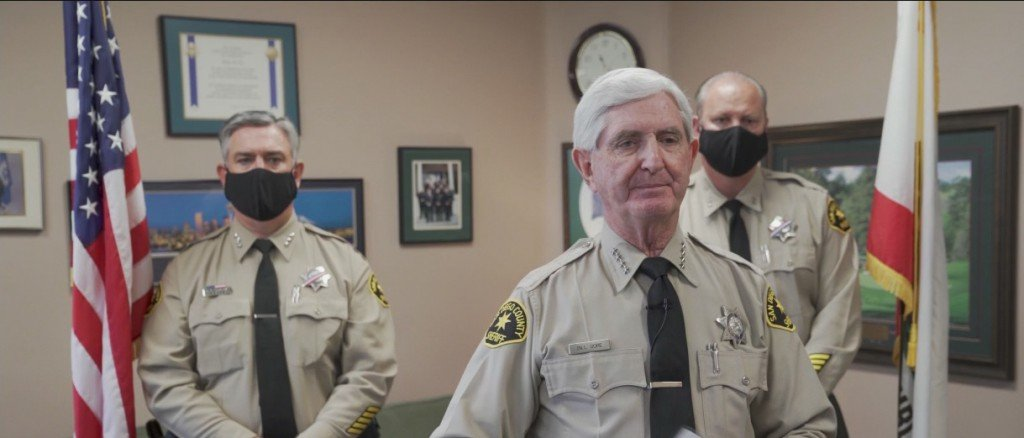 Sheriff Bill Gore On Reopening Safely
