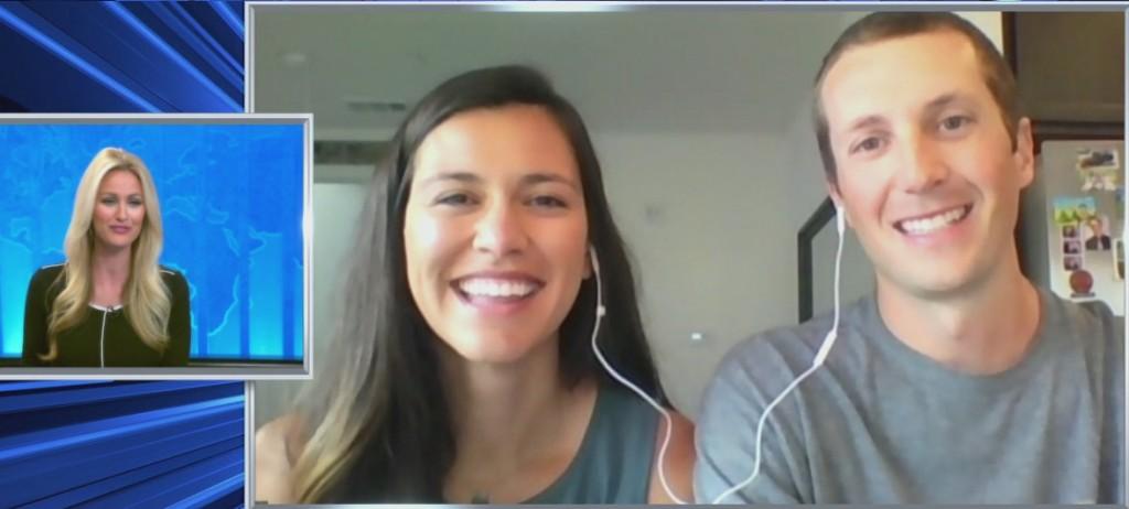 Natalie And Cody Markuson Covid19 Nurses