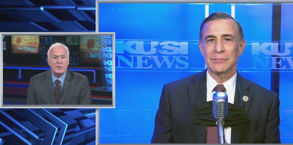 Darrel Issa On Mail In Ballot Lawsuit