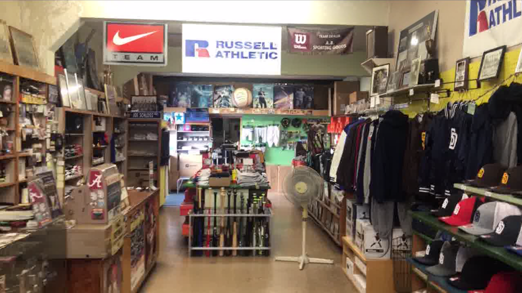A&b Sporting Goods North Park
