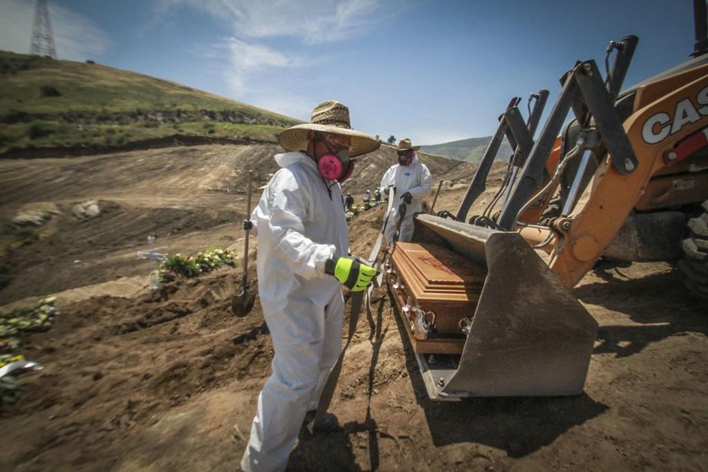 Virus Outbreak Mexico Border Fears