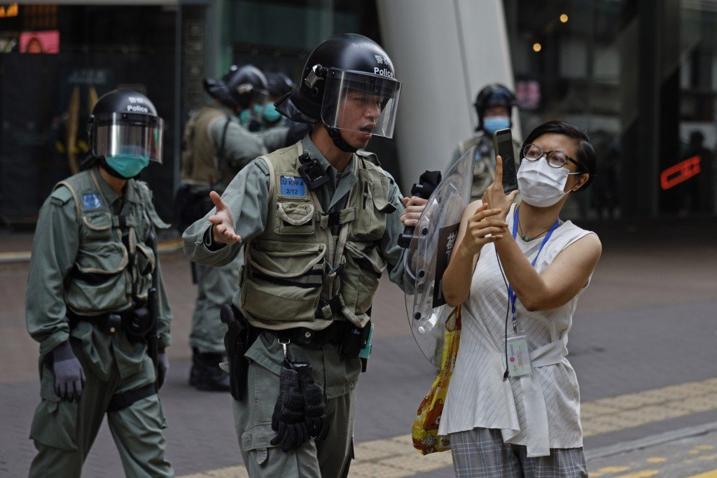 Hong Kong Protests United States China