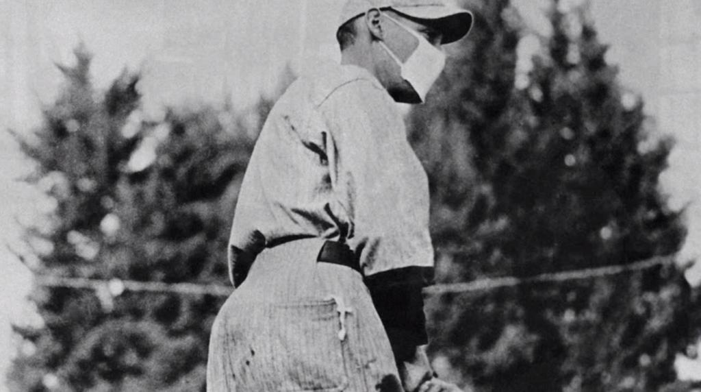 Baseball Spanish Flu 1918