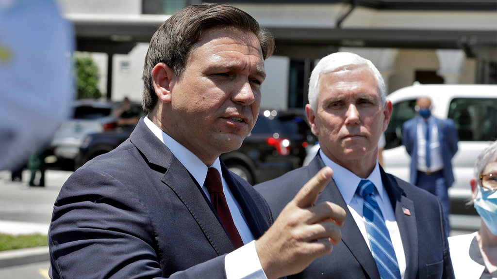 Desantis And Pence