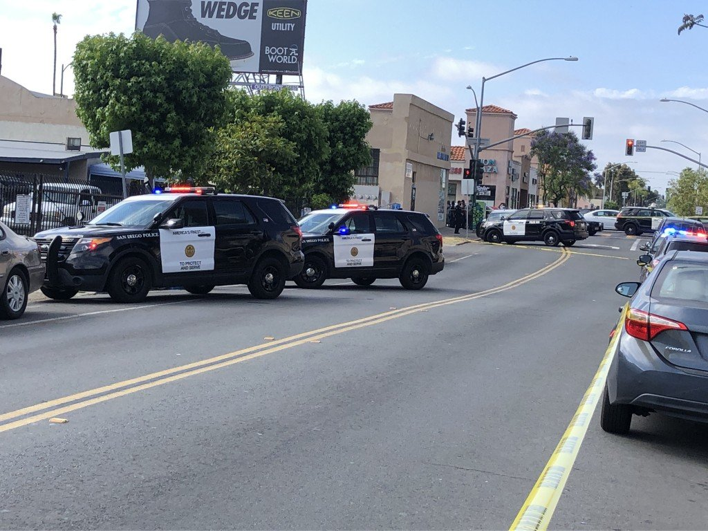 City Heights shooting