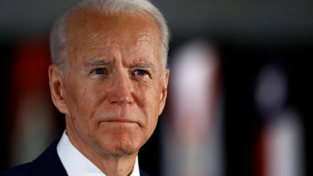 Joe Biden On Tara Reade
