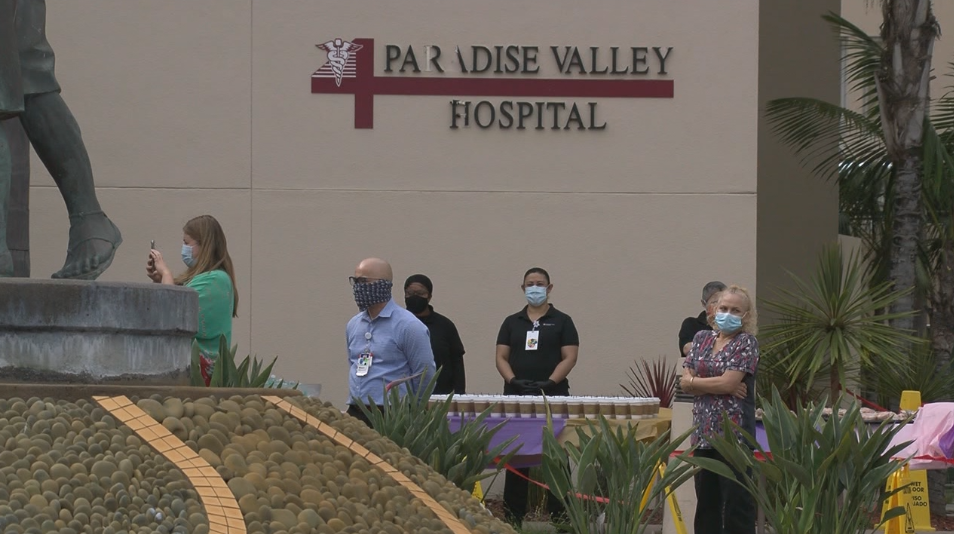 Paradise Valley Hospital National City