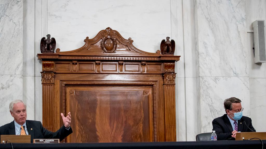 Ron Johnson Subpoene Burisma Probe