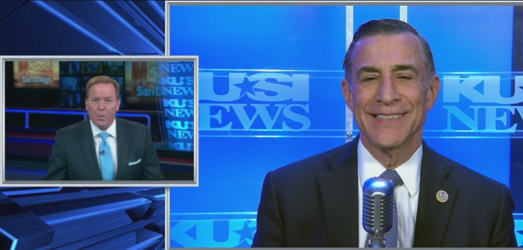 Darrel Issa: Jobs Report And The Reopening Of San Diego Business Amid Covid 19