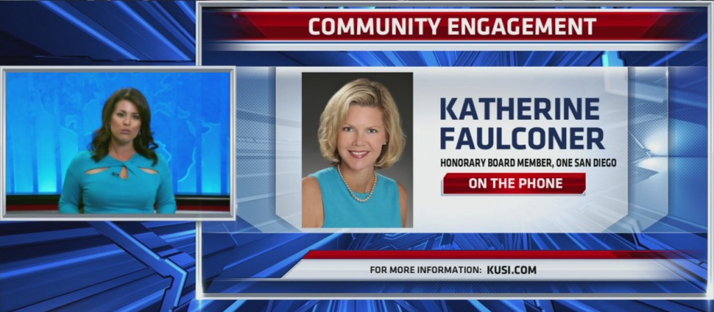 Community Engagement With Katherine Faulconer