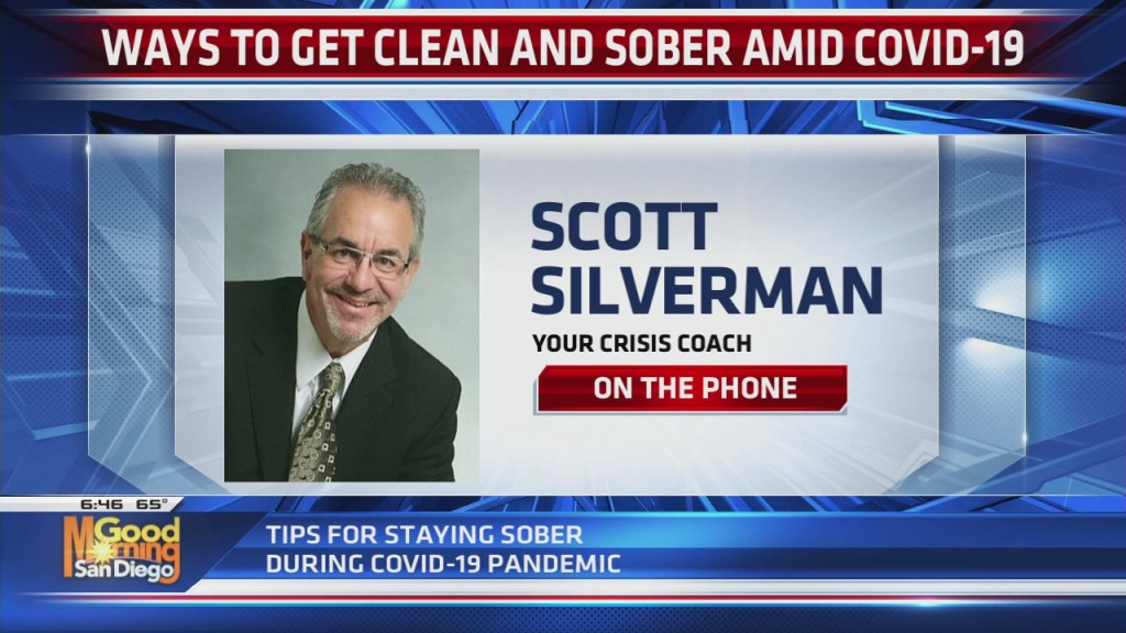 Scott Silverman: Ways To Get Clean And Sober Amid Covid19