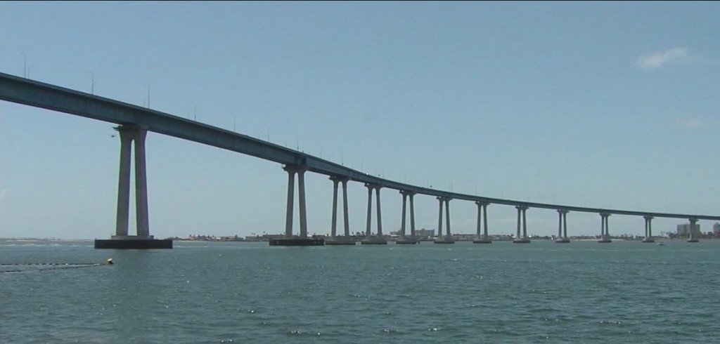 Coronado Bay Bridge Suicide Deterrent Project Update