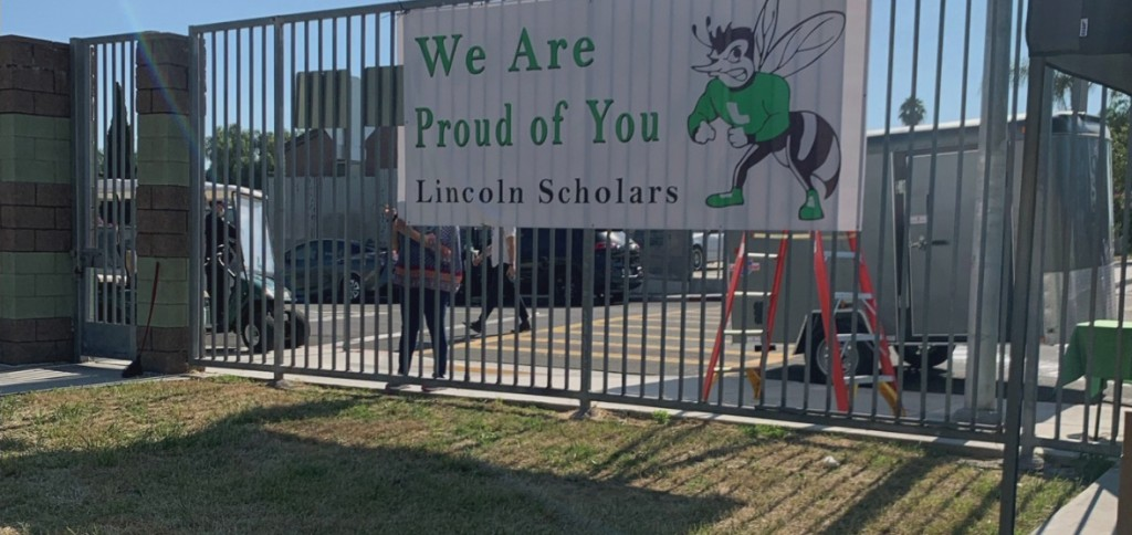 Adopt A Senior From Lincoln High School