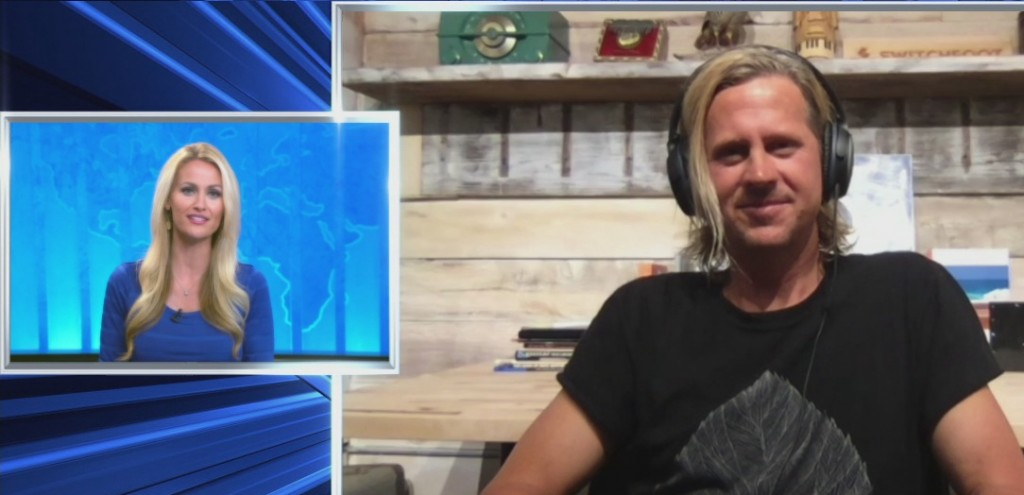 Switchfoot Bro Am Live Stream Preview