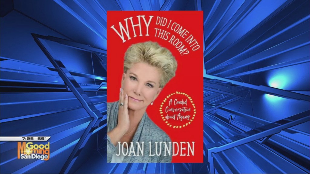 Joan Lunden, Former Host Of Good Morning America, Journalist, And Senior Advocate