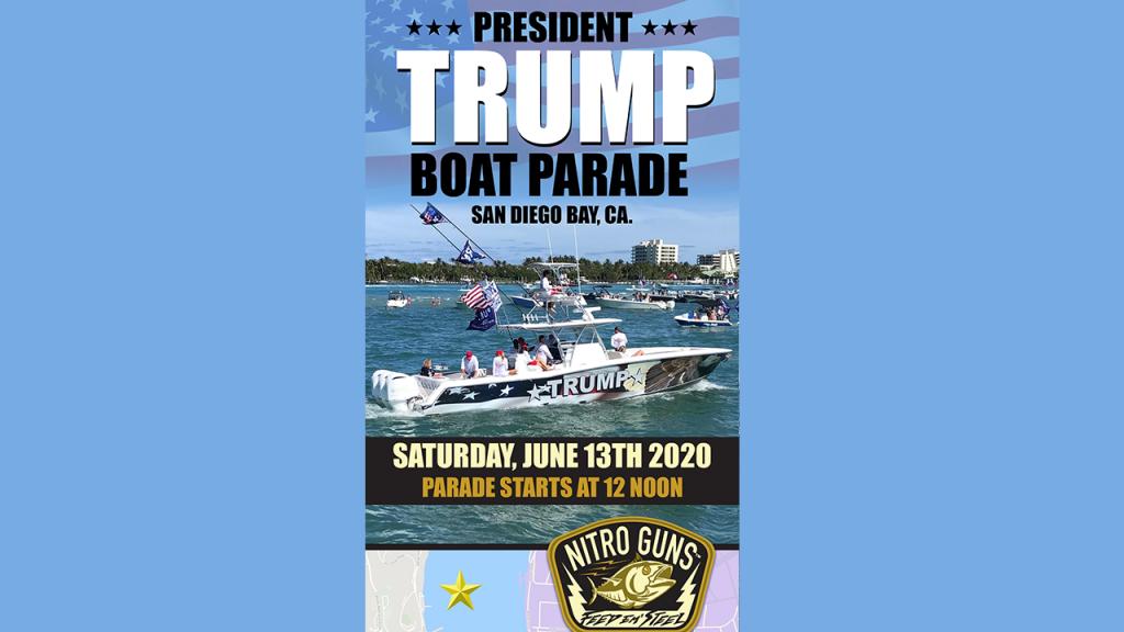 2020 Trump Boat Parade