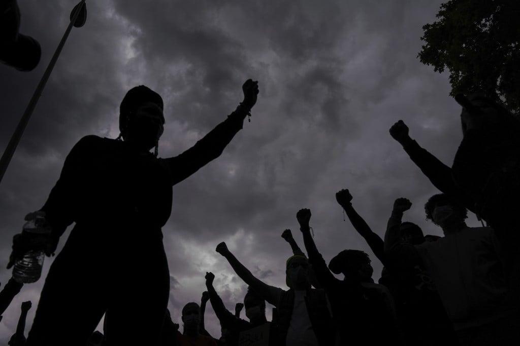 Aptopix America Protests Global France