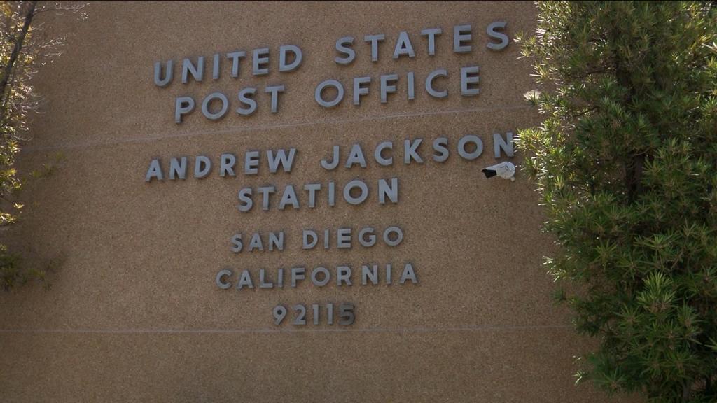 Andrew Jackson Post Office
