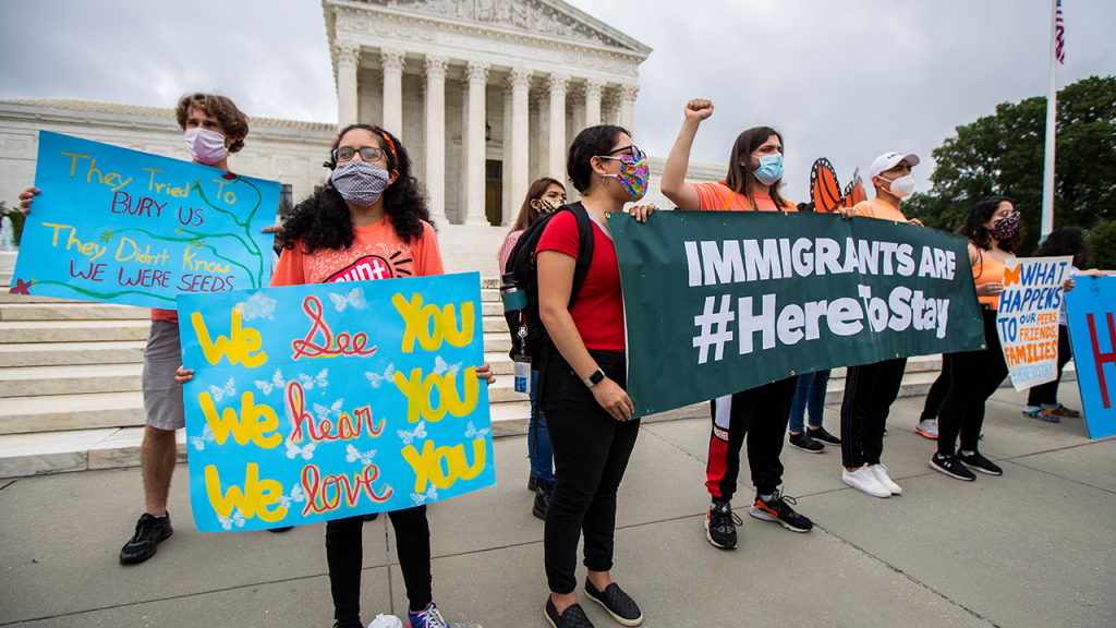 Daca Supporters