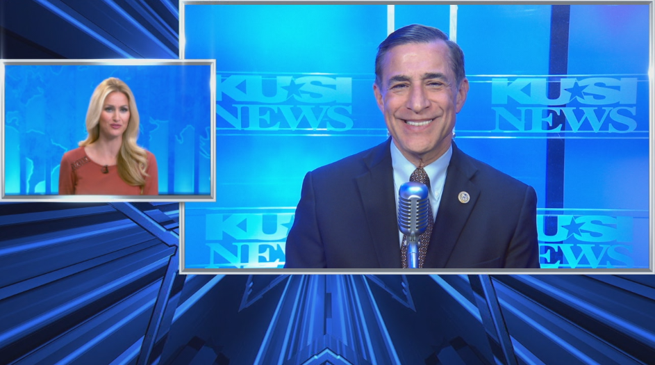 Darrell Issa On Getting Back To Business