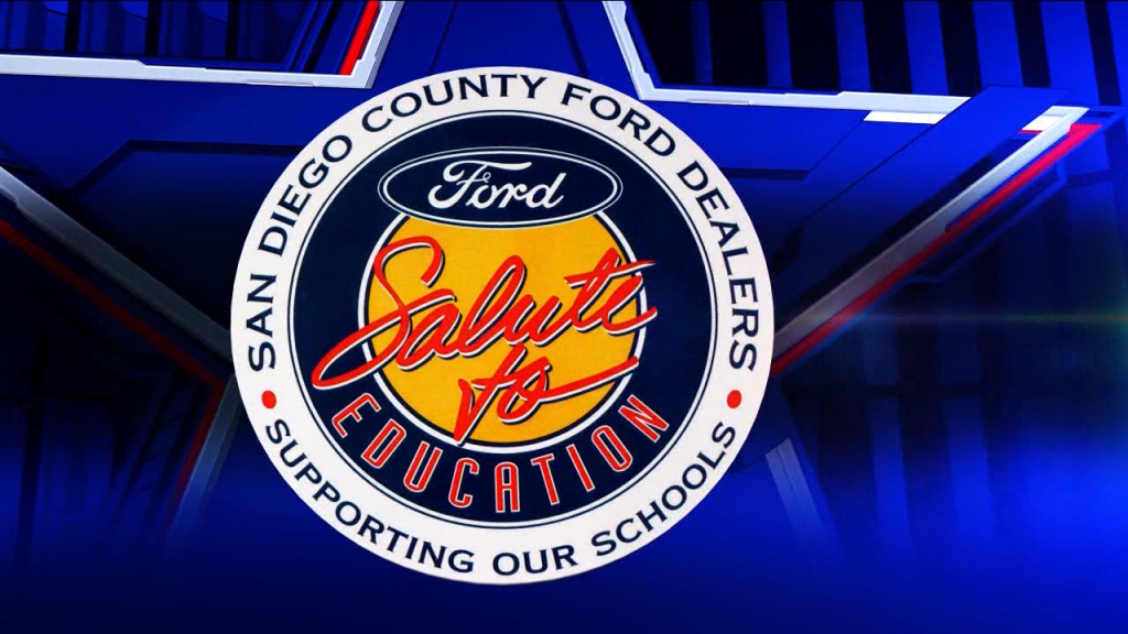 Ford Salute To Education Logo