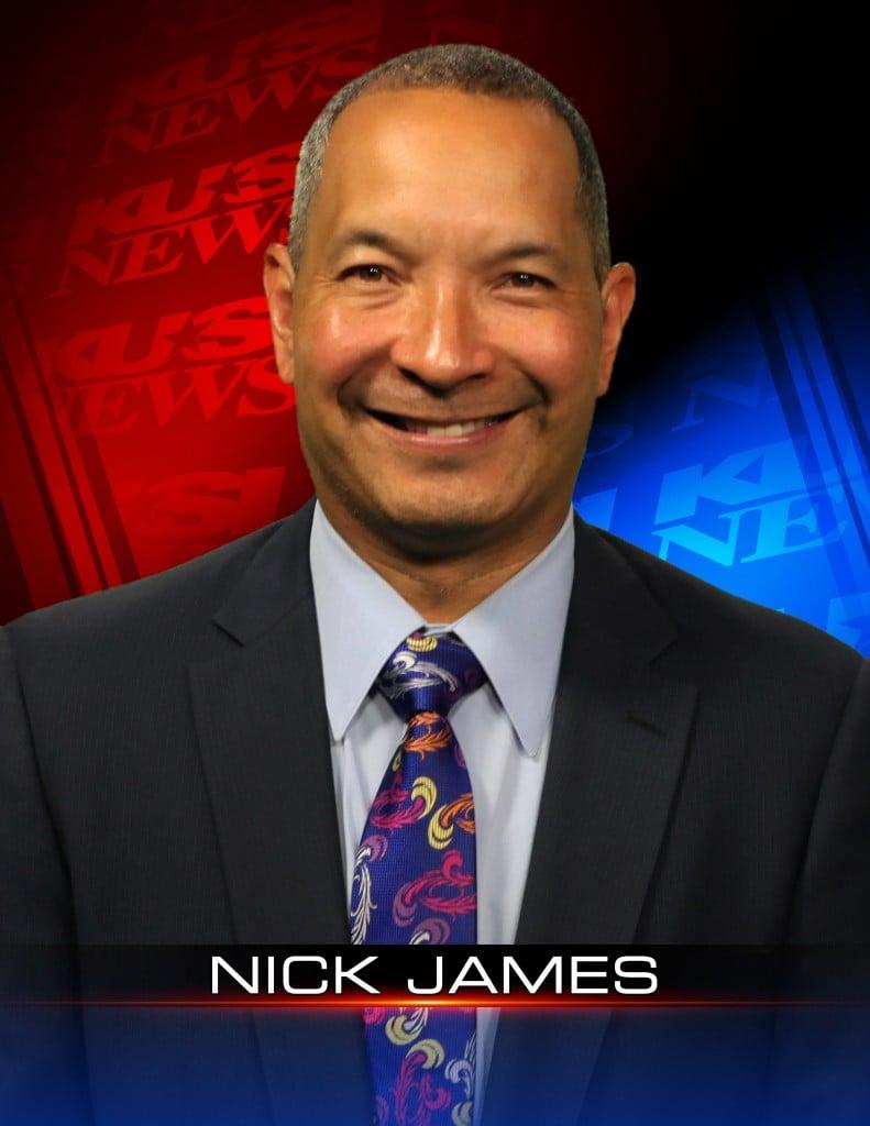 Nick James