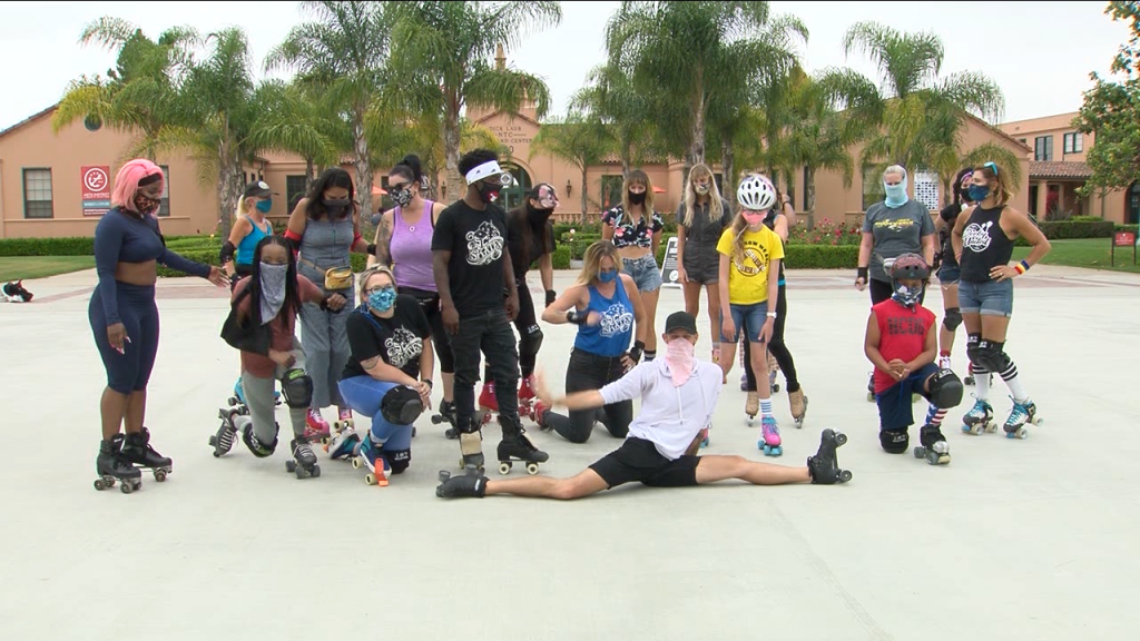 Roller Skate San Diego