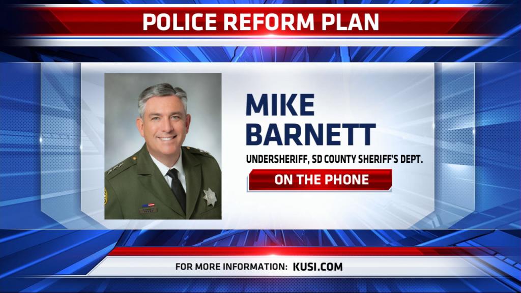 Mike Barnett Phoner