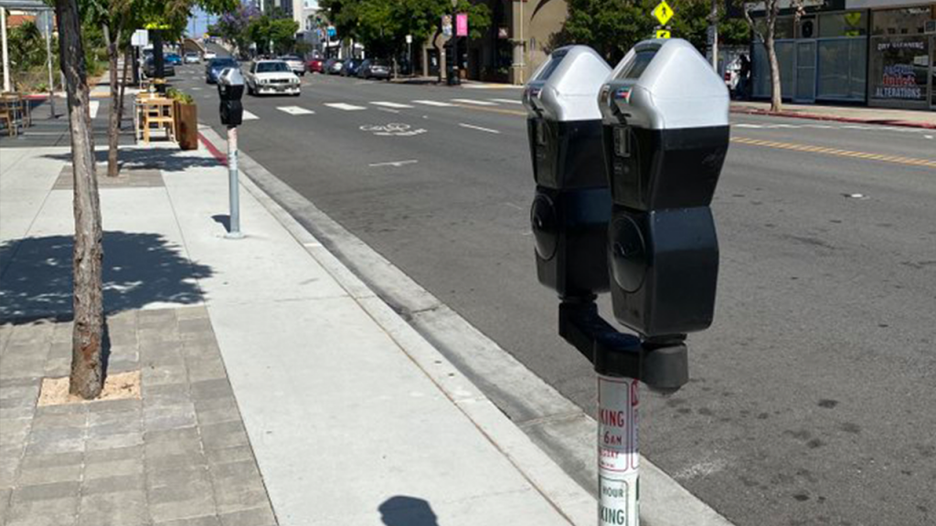 Parking Meter Enforcement