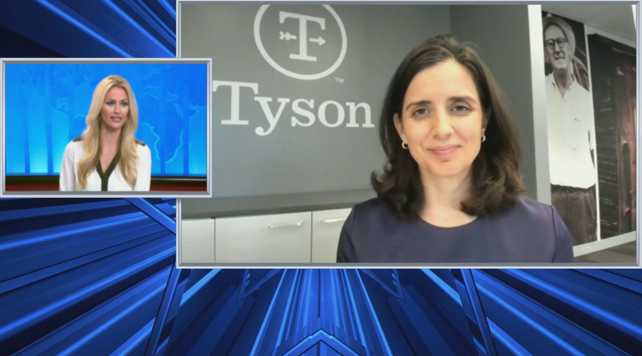 Tyson Food Executive Noelle O'Mara