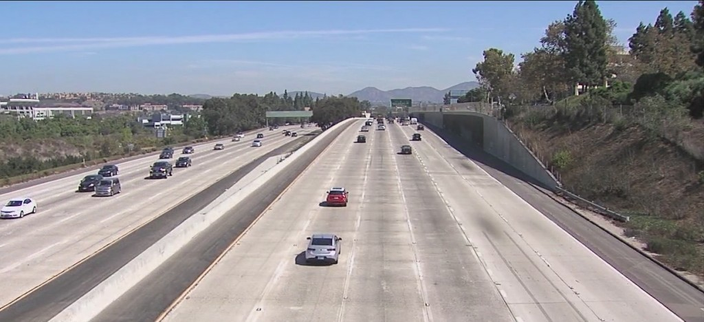 A New Sandag Report Finds Freeway Traffic Continues To Increase