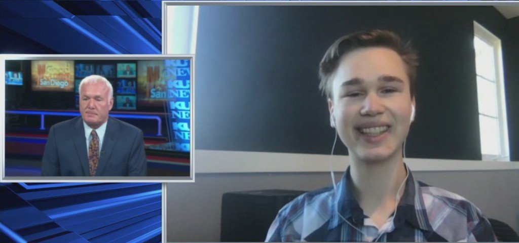 San Diego Teenager Starts Nonprofit To Help The Homeless