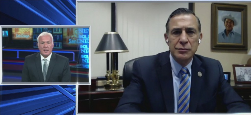 Congressional Candidate Darrell Issa On New Covid19 Restrictions