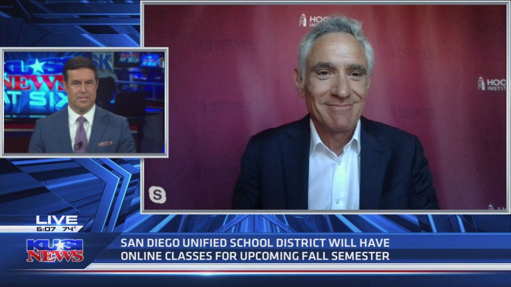 San Diego Unified School District Will Have Online Classes For Upcoming Fall Semester