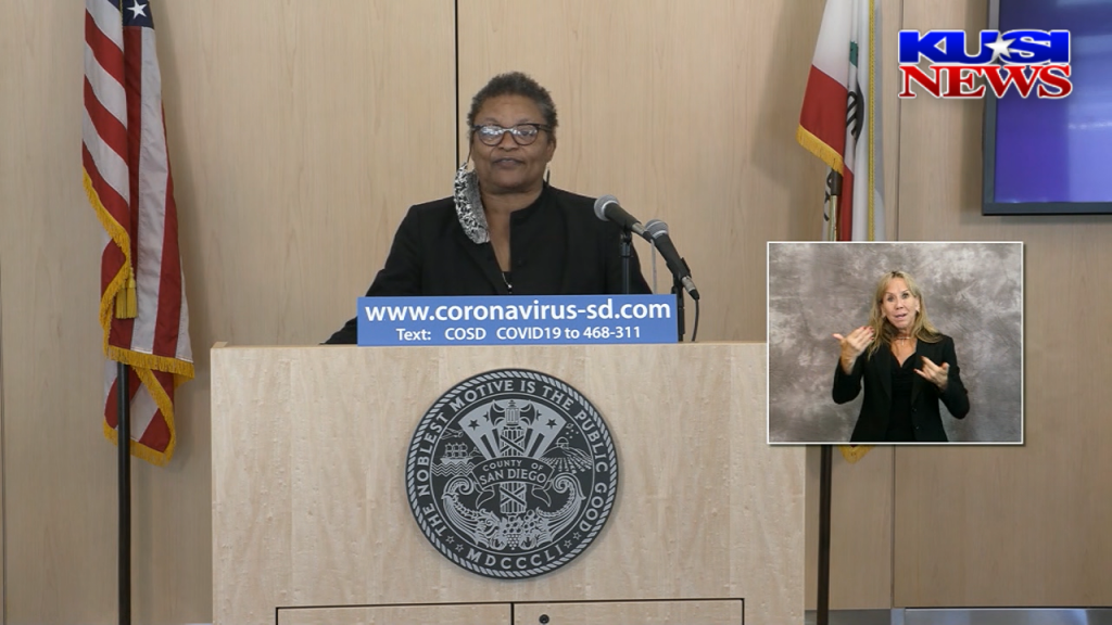 Dr. Wilma Wooten Announces San Diego County Is Hiring Contact Investigators