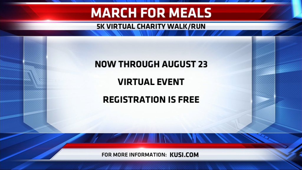 March For Meal 5k 2020 Virtual