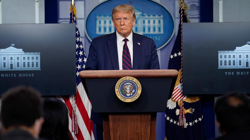 Trump Coronavirus Briefing 7.21