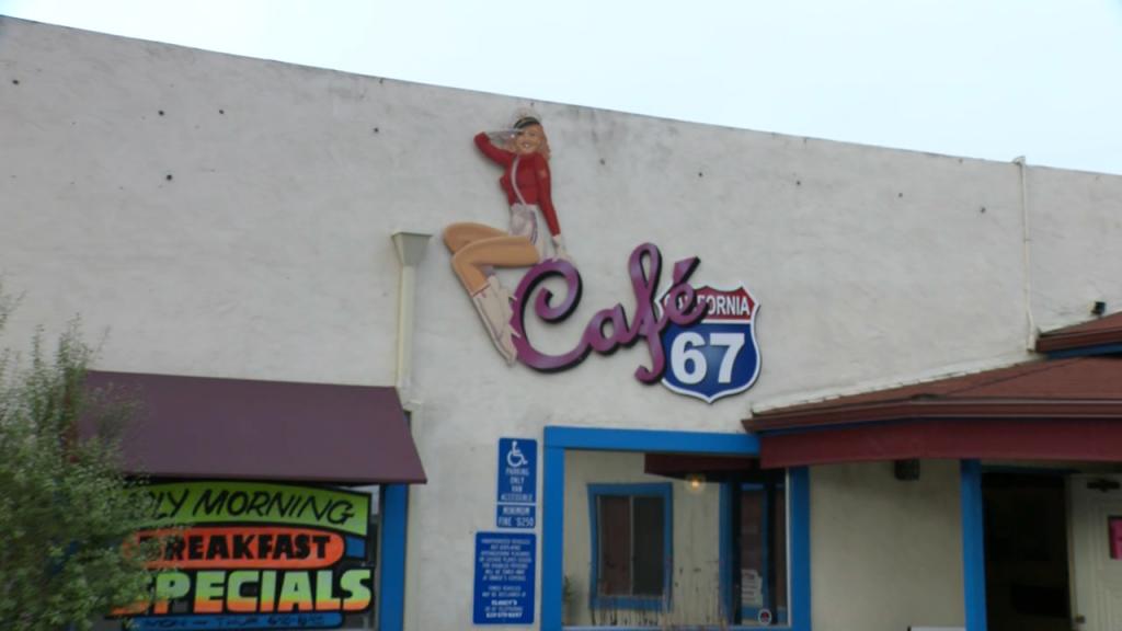 Cafe 67 Lakeside