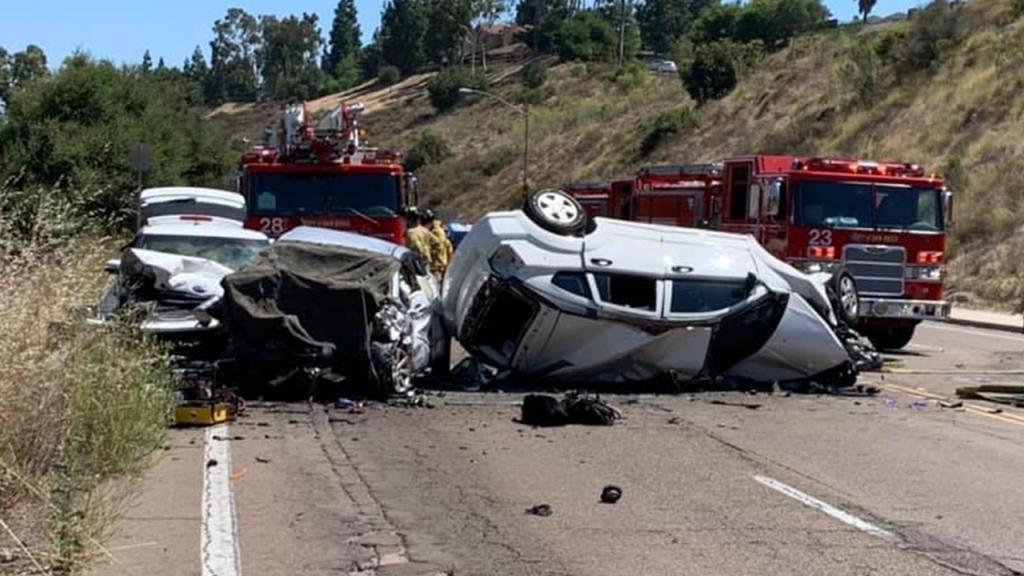 Clairemont Fatal Crash 7.21
