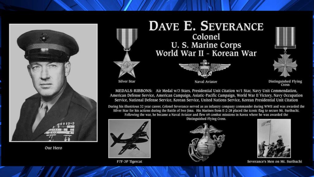 Dave Iwo Jima